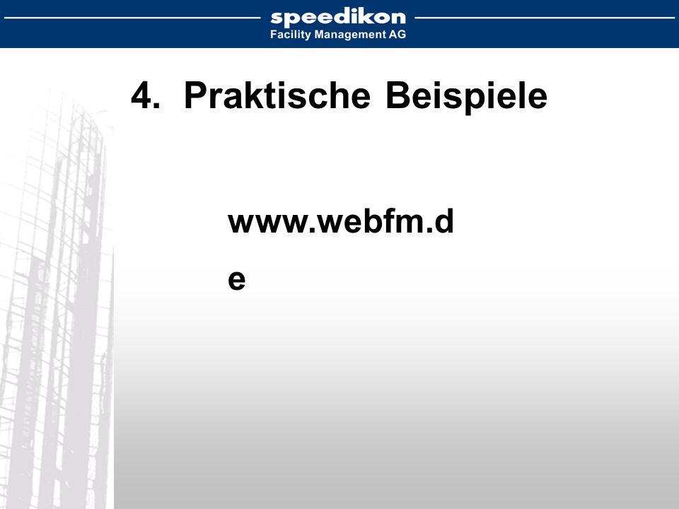 4. Praktische Beispiele www.webfm.de