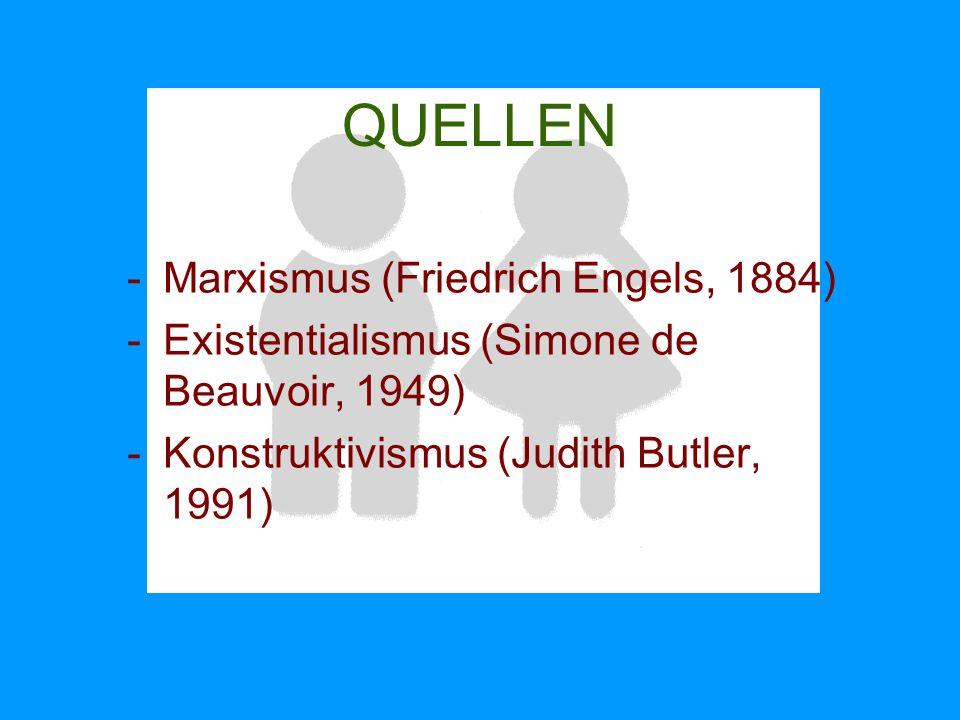 QUELLEN Marxismus (Friedrich Engels, 1884)