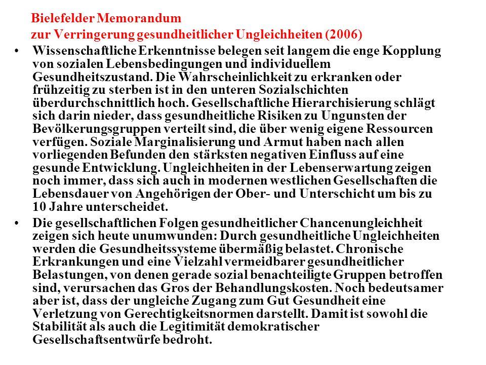 Bielefelder Memorandum