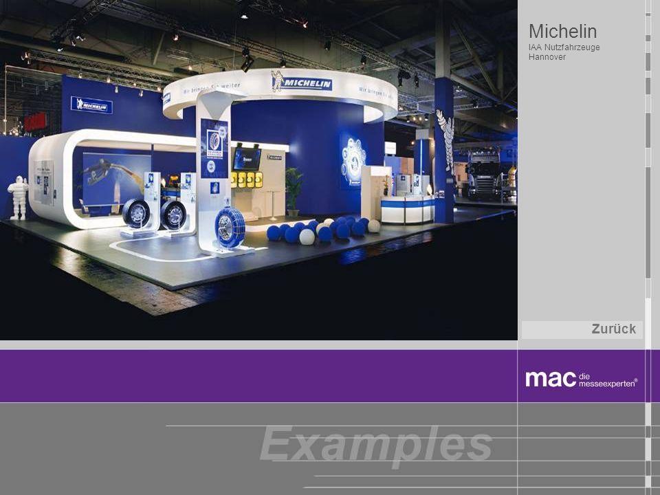 Michelin IAA Nutzfahrzeuge Hannover