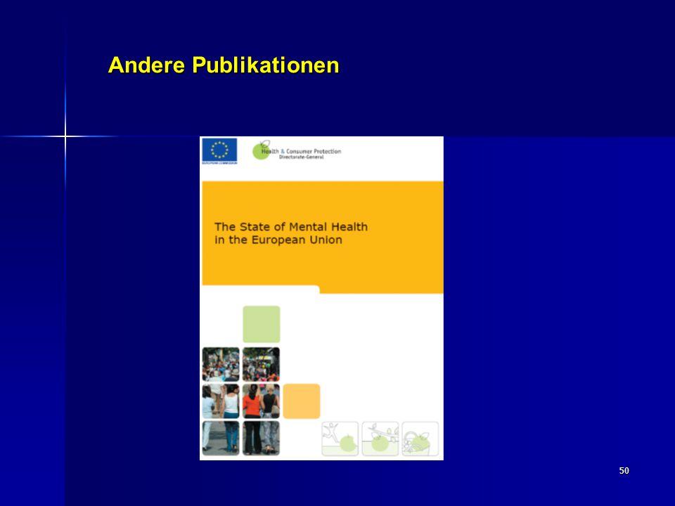 Andere Publikationen
