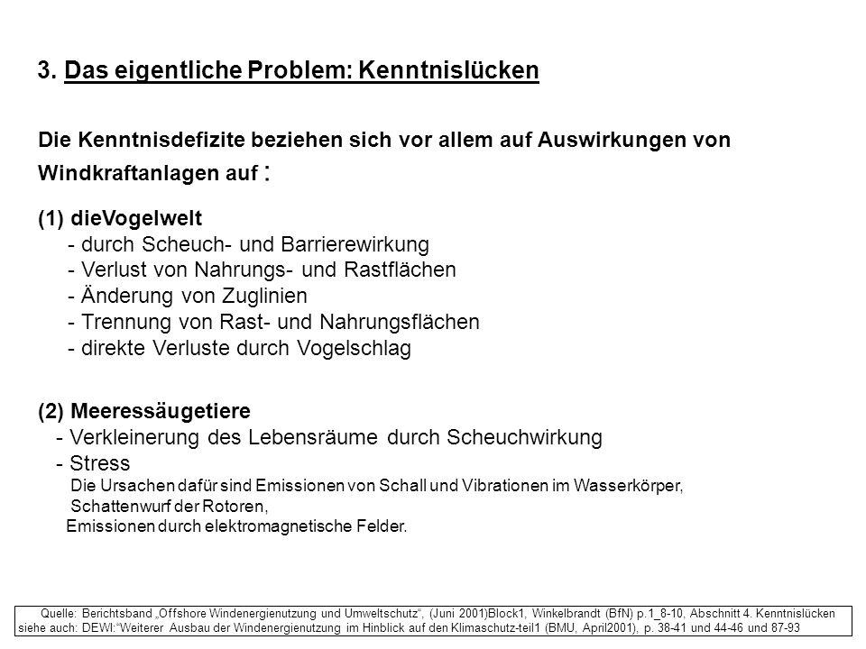 3. Das eigentliche Problem: Kenntnislücken