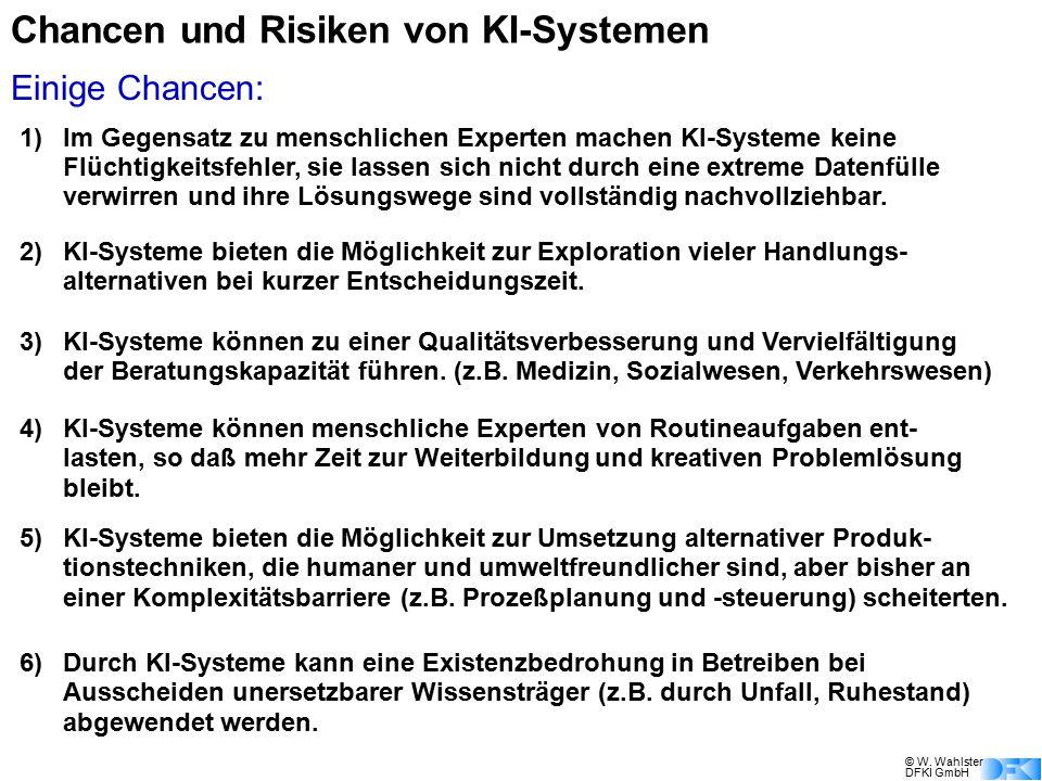 Chancen und Risiken von KI-Systemen