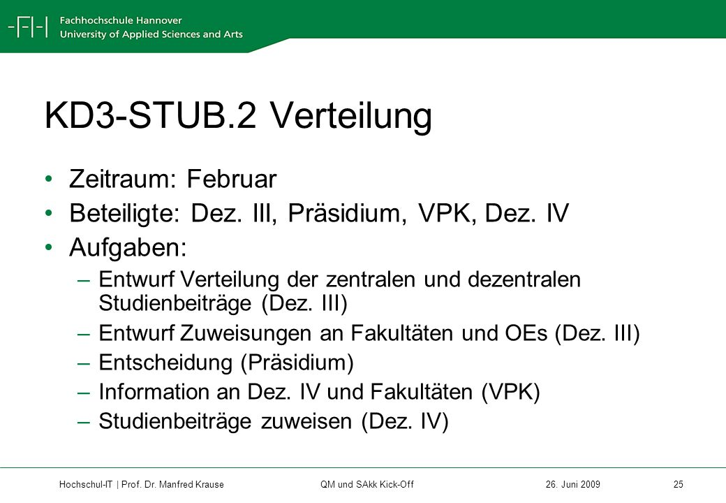 KD3-STUB.2 Verteilung Zeitraum: Februar
