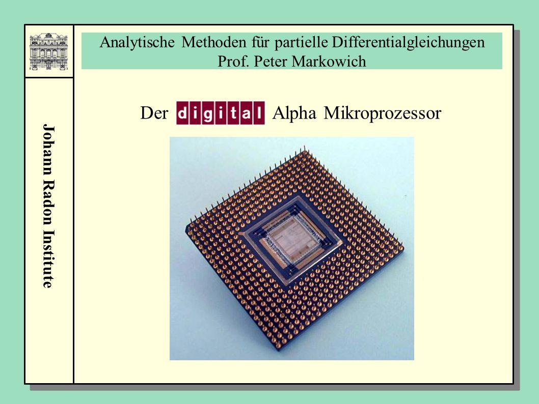 Der Alpha Mikroprozessor