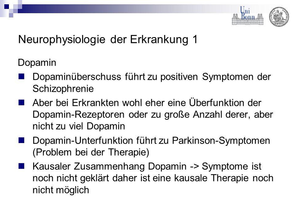 Neurophysiologie der Erkrankung 1