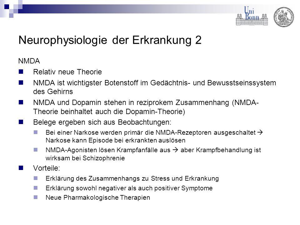 Neurophysiologie der Erkrankung 2