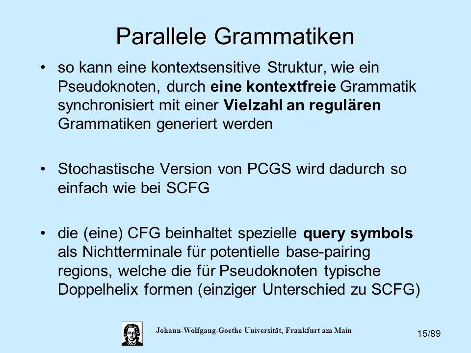 Parallele Grammatiken