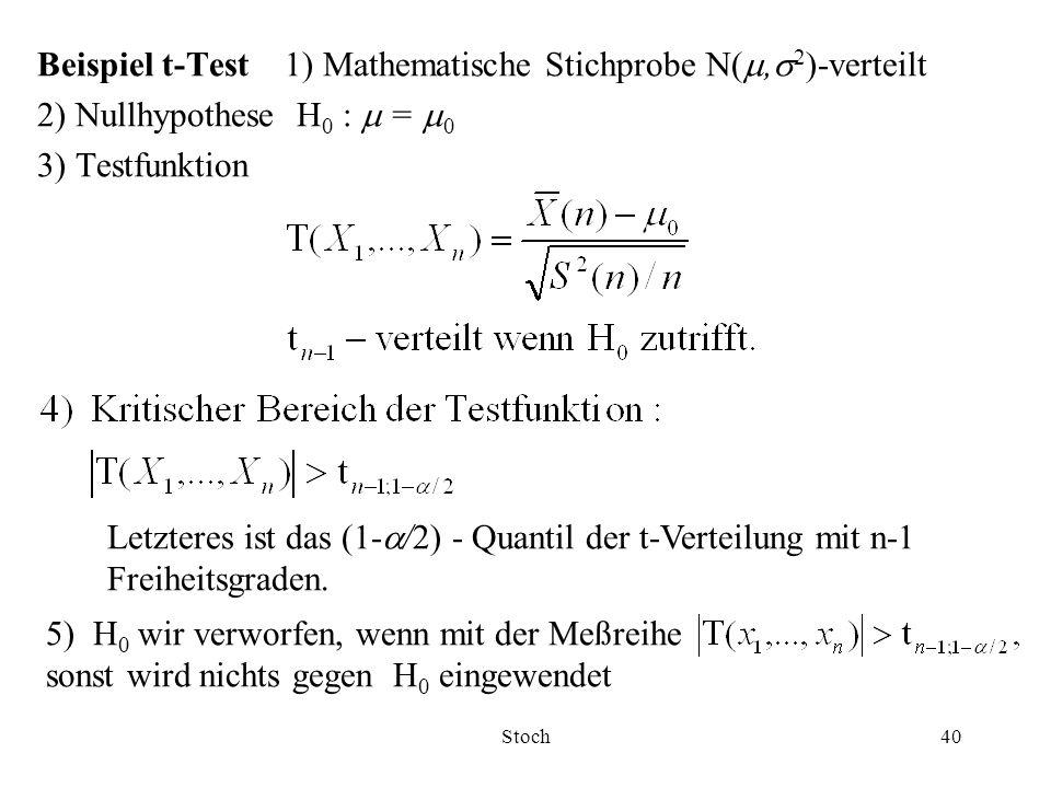 Letzteres ist das (1-/2) - Quantil der t-Verteilung mit n-1