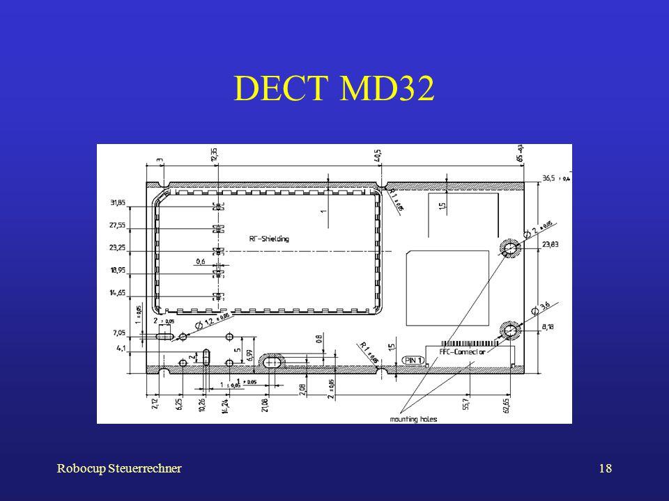 DECT MD32 Robocup Steuerrechner