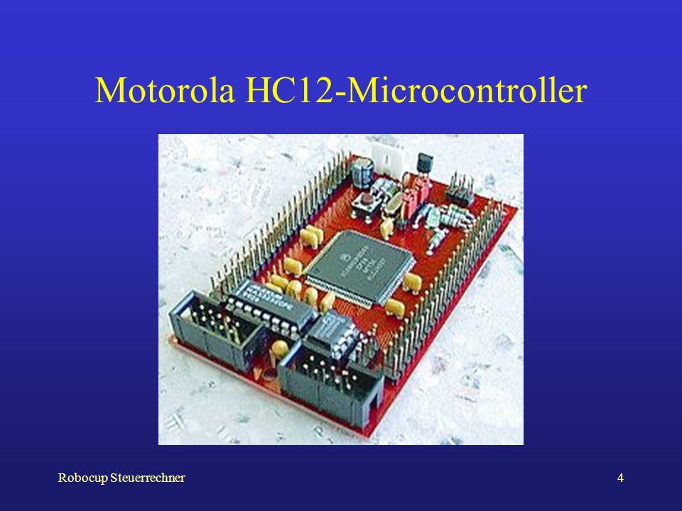 Motorola HC12-Microcontroller