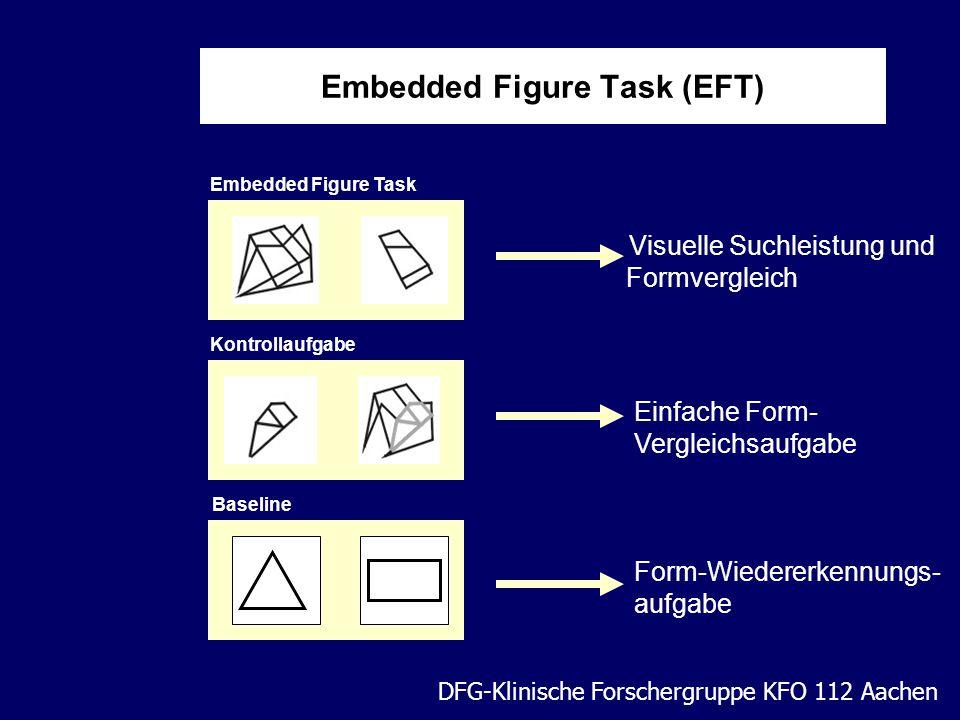 Embedded Figure Task (EFT)