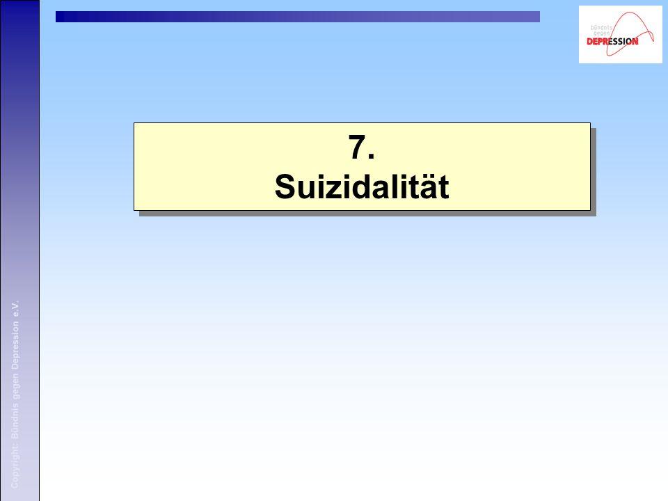 7. Suizidalität