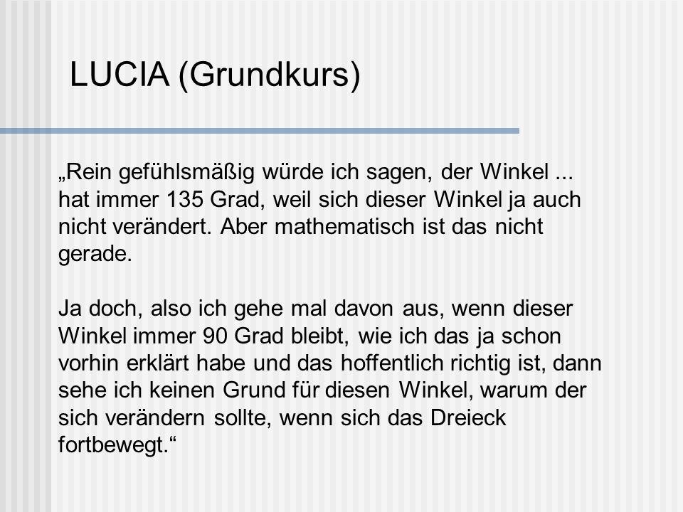 LUCIA (Grundkurs)