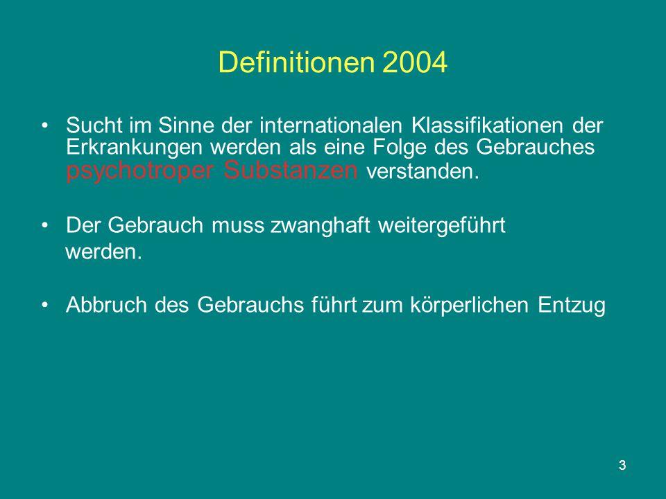 Definitionen 2004