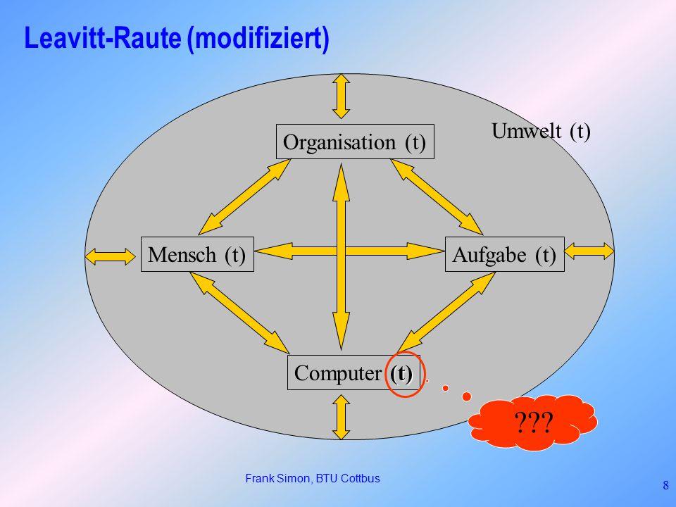 Leavitt-Raute (modifiziert)