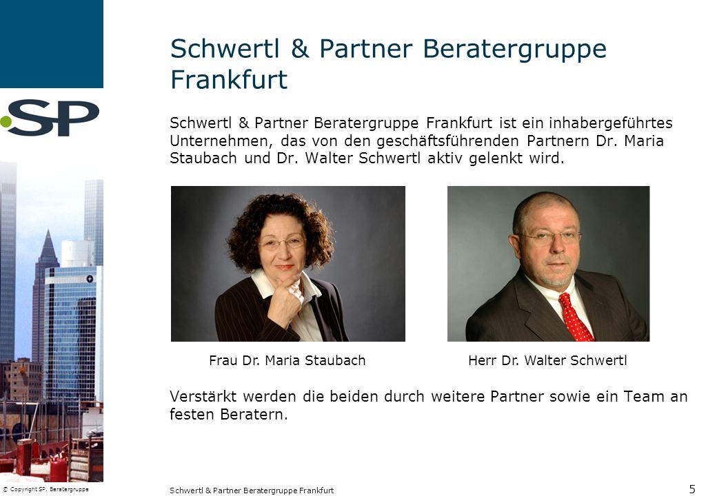 Schwertl & Partner Beratergruppe Frankfurt