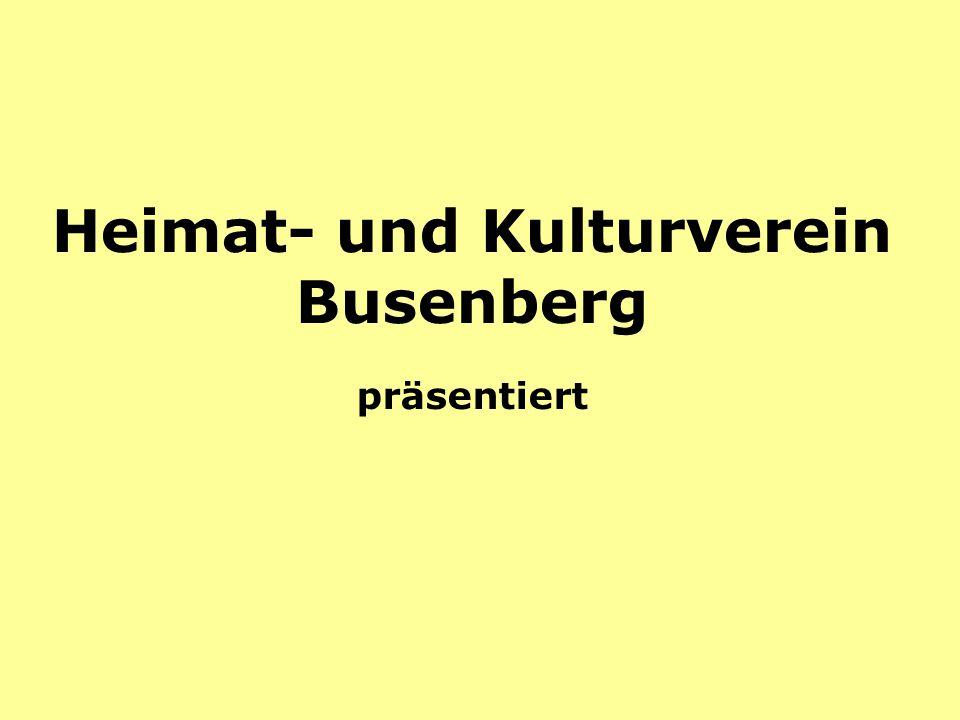 Heimat- und Kulturverein Busenberg