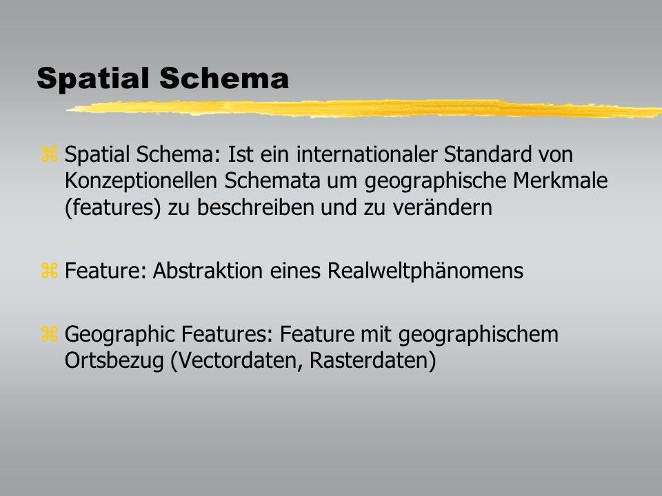 Spatial Schema