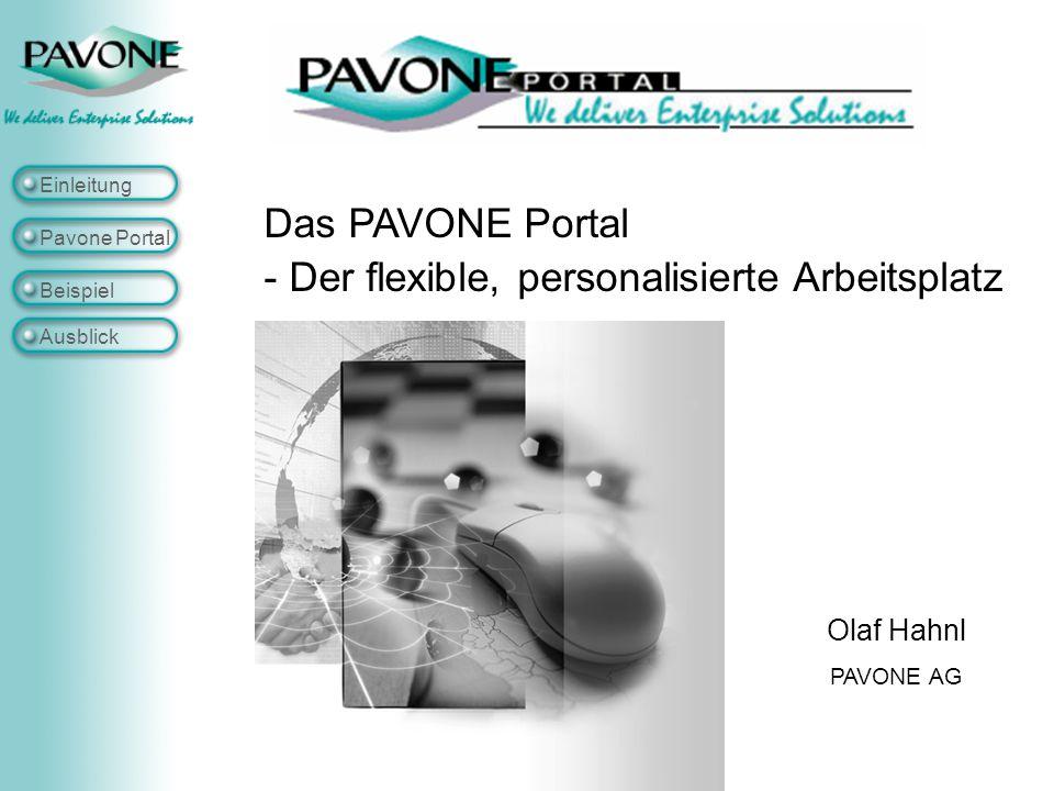 - Der flexible, personalisierte Arbeitsplatz