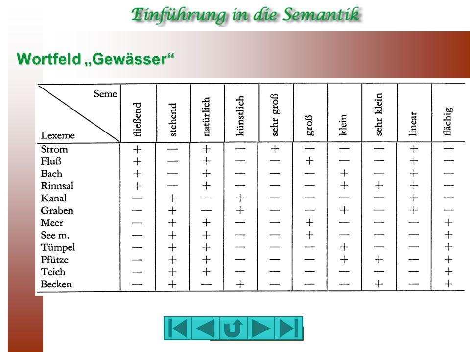 "Wortfeld ""Gewässer"