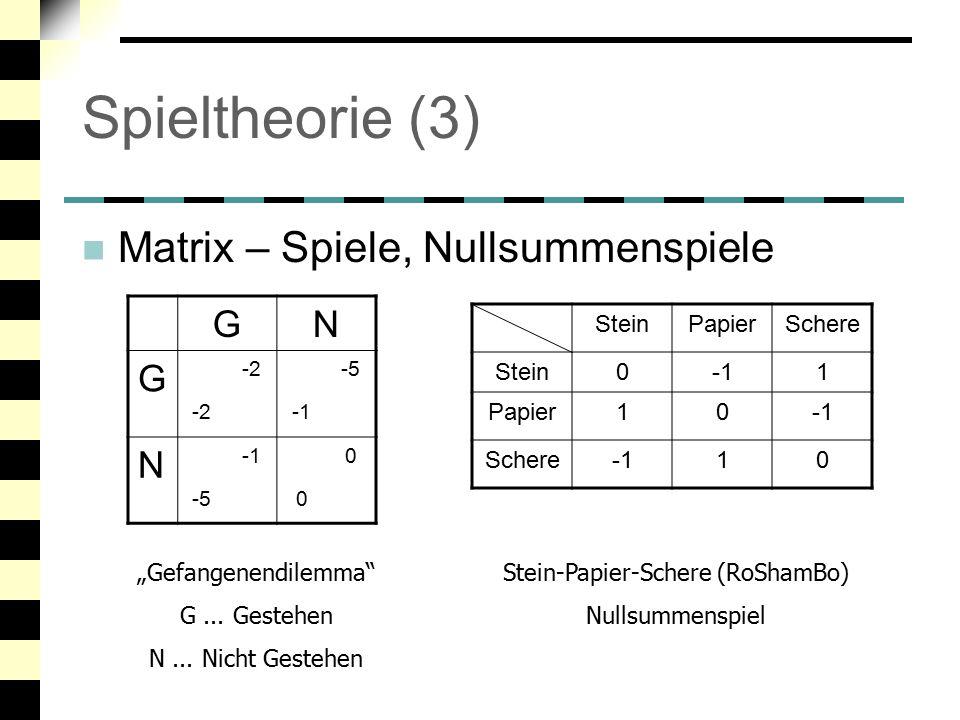 Stein-Papier-Schere (RoShamBo)