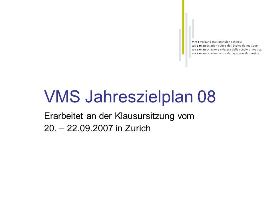 Erarbeitet an der Klausursitzung vom 20. – 22.09.2007 in Zurich