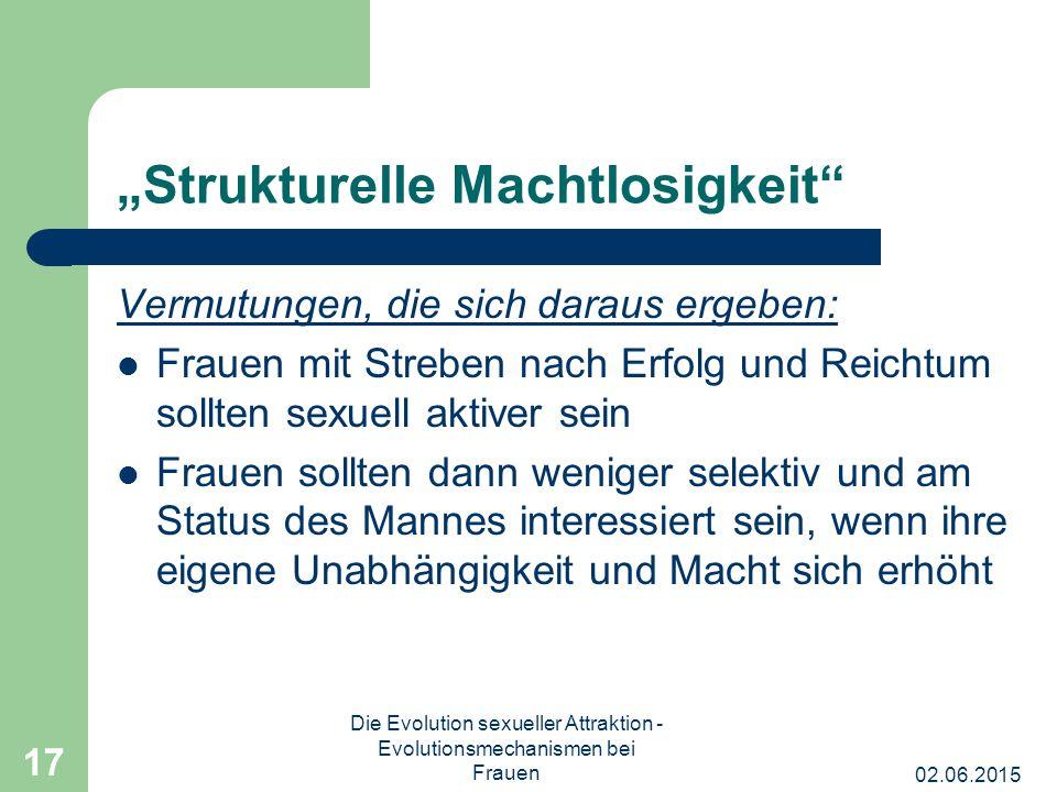 """""""Strukturelle Machtlosigkeit"""