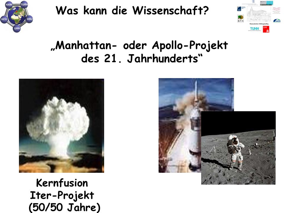 """Manhattan- oder Apollo-Projekt"