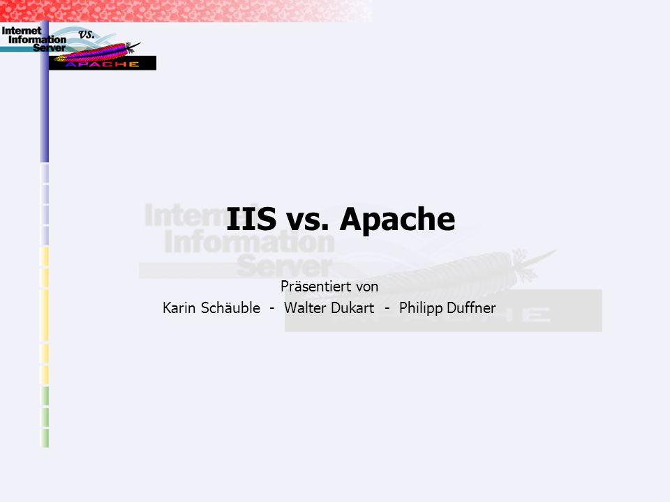 Präsentiert von Karin Schäuble - Walter Dukart - Philipp Duffner