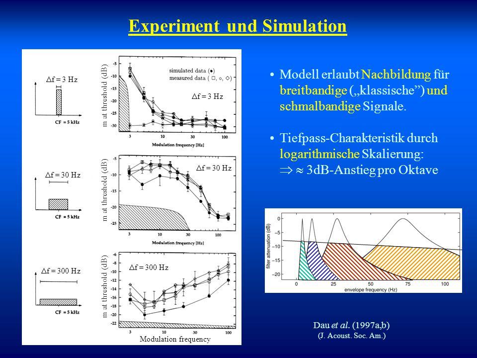 Experiment und Simulation