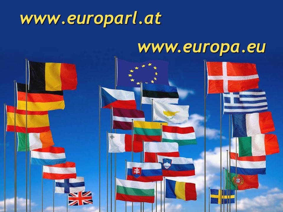 www.europarl.at www.europa.eu