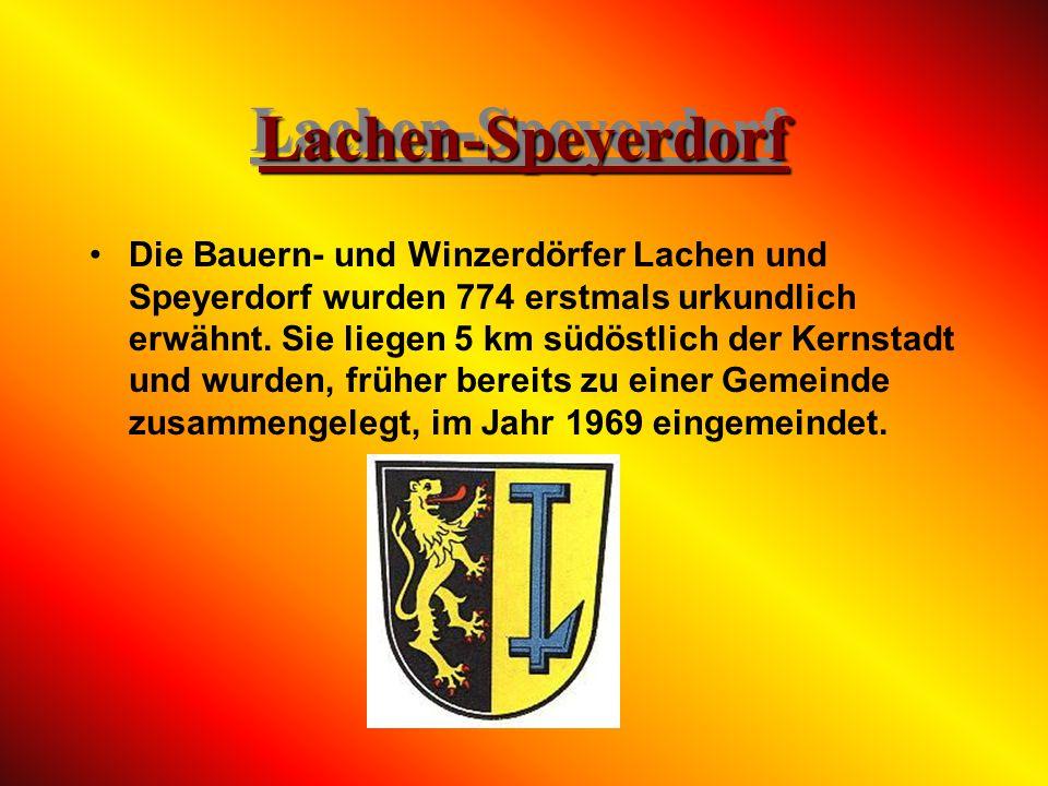 Lachen-Speyerdorf