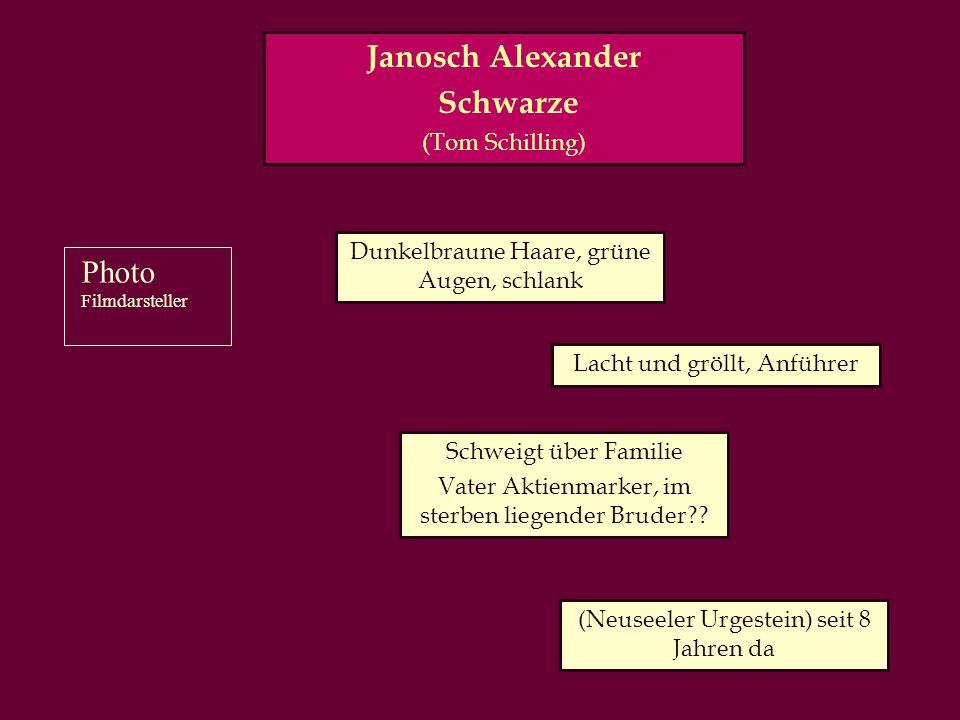 Janosch Alexander Schwarze