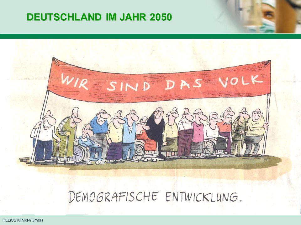 DEUTSCHLAND IM JAHR 2050