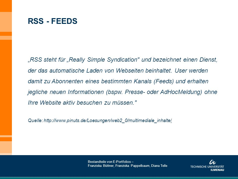 RSS - FEEDS