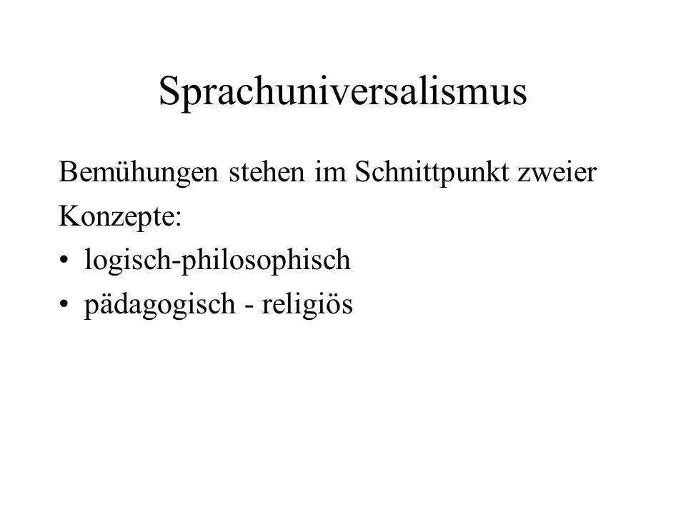 Sprachuniversalismus
