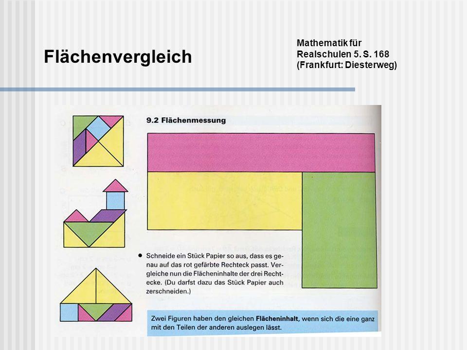 Mathematik für Realschulen 5. S. 168 (Frankfurt: Diesterweg)