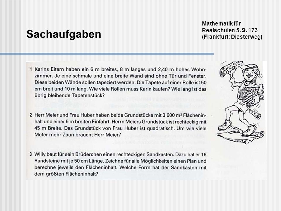 Mathematik für Realschulen 5. S. 173 (Frankfurt: Diesterweg)