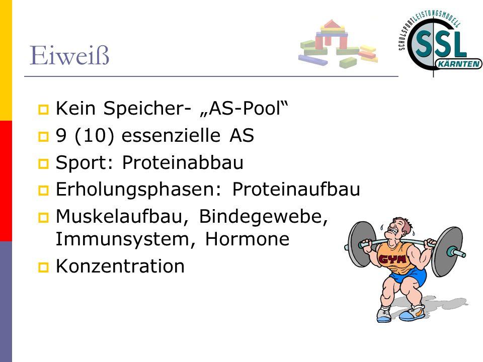 """Eiweiß Kein Speicher- """"AS-Pool 9 (10) essenzielle AS"""