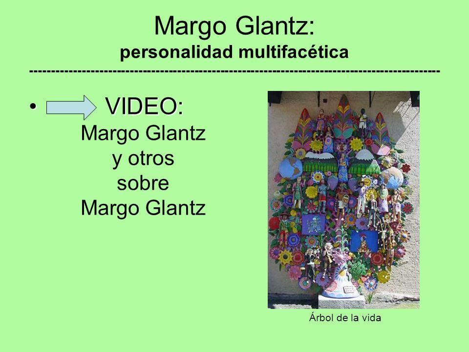 Margo Glantz: personalidad multifacética -----------------------------------------------------------------------------------------------