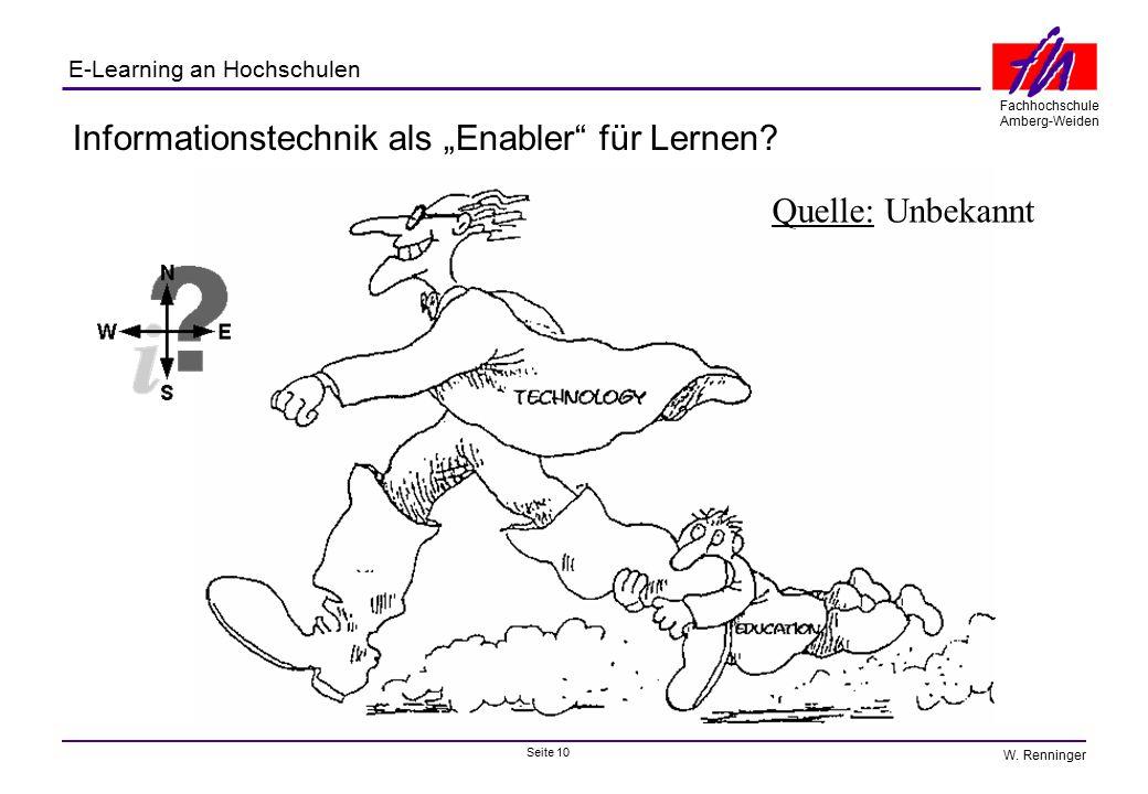 """Informationstechnik als """"Enabler für Lernen"""