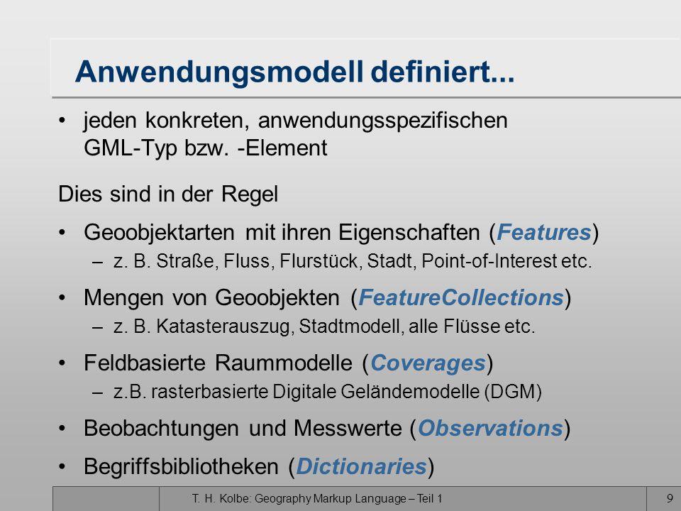 Anwendungsmodell definiert...