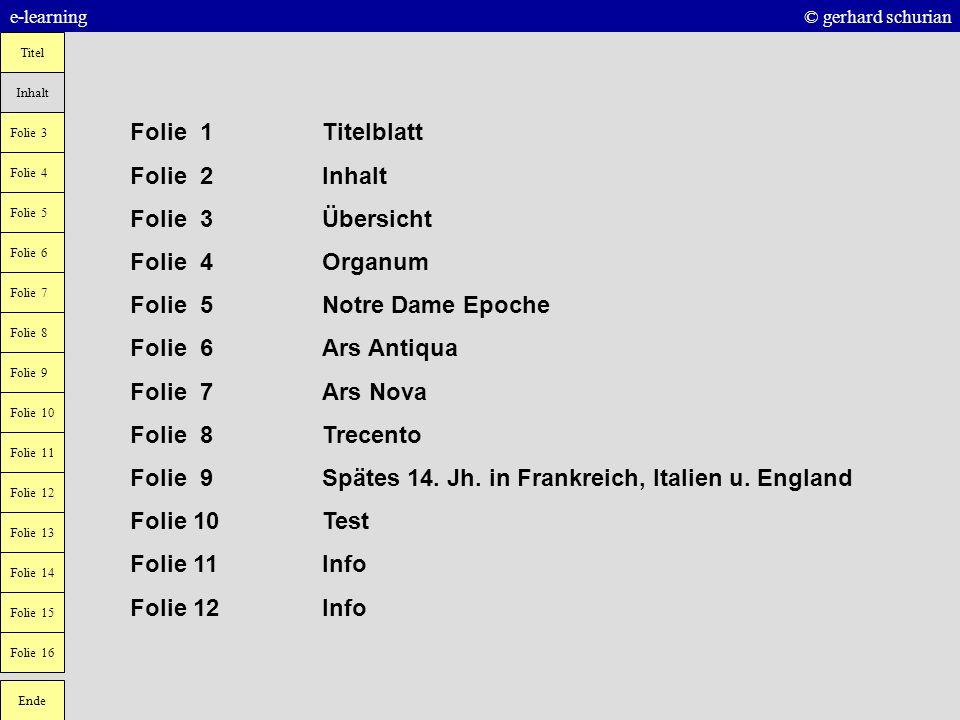 Folie 5 Notre Dame Epoche Folie 6 Ars Antiqua Folie 7 Ars Nova