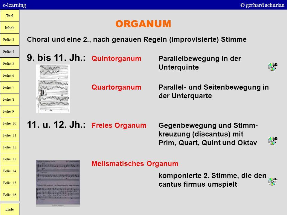 e-learning © gerhard schurian
