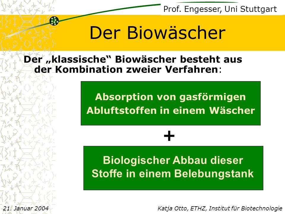 Prof. Engesser, Uni Stuttgart