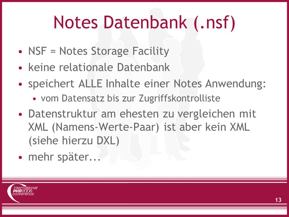 Notes Feld Text Date/Time Number Dialog Liste Checkbox Radio button