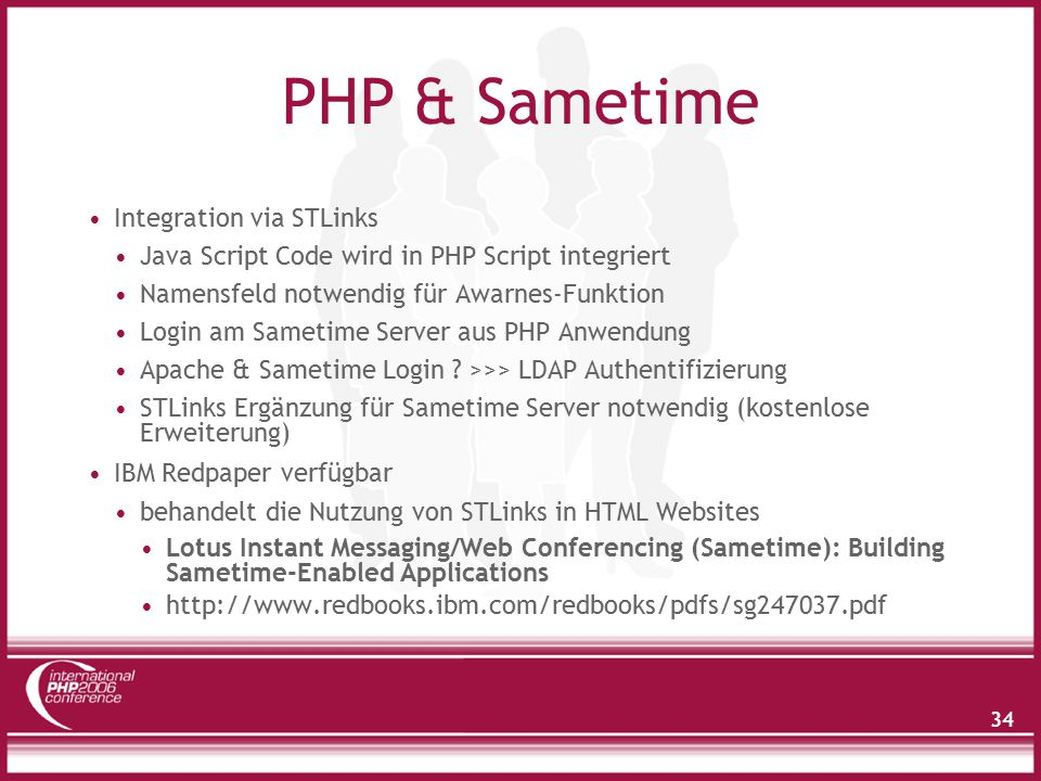 PHP & Domino ab Domino 5 mit Domino 7 mit PHP 5