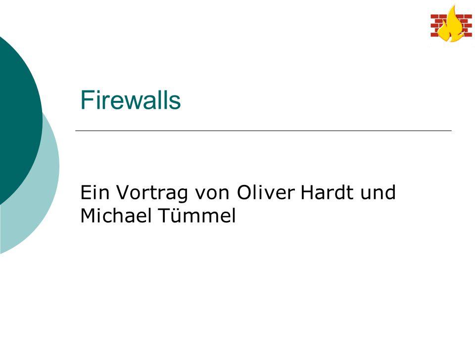 Ein Vortrag von Oliver Hardt und Michael Tümmel