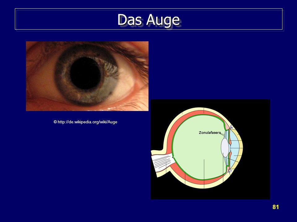 © http://de.wikipedia.org/wiki/Auge